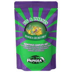 Pangea Gecko Diet - Fig & Insects (8 oz)