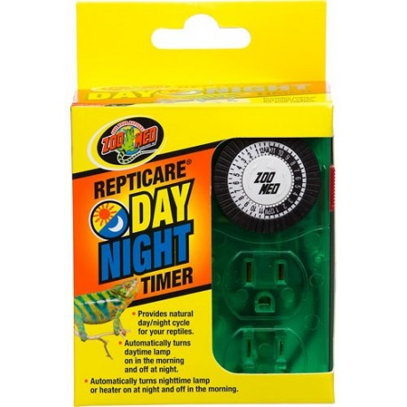 Day/Night Timer (Zoo Med)