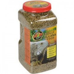 Adult Iguana Food - 40 oz (Zoo Med)