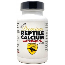 Ultra Premium Reptile Calcium - Watermelon - without D3 (Lugarti)
