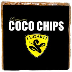 Premium Coco Chips - Block (Lugarti)