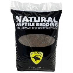 Natural Reptile Bedding - 10 qt (Lugarti)