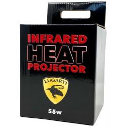 Infrared Heat Projector - 55w (Lugarti)