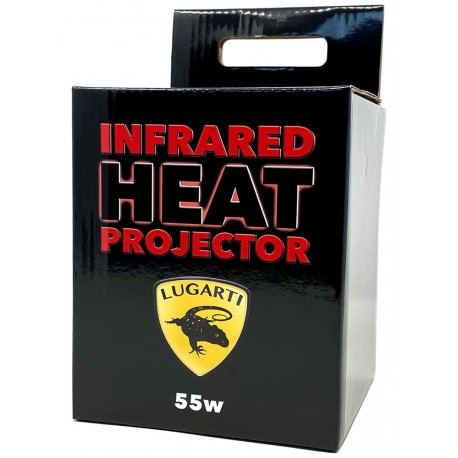 Infrared Heat Projector - 55w (Lugarti)