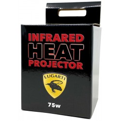 Infrared Heat Projector - 75w (Lugarti)