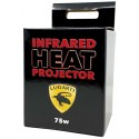 Infrared Heat Projector - 75w (Lugarti)