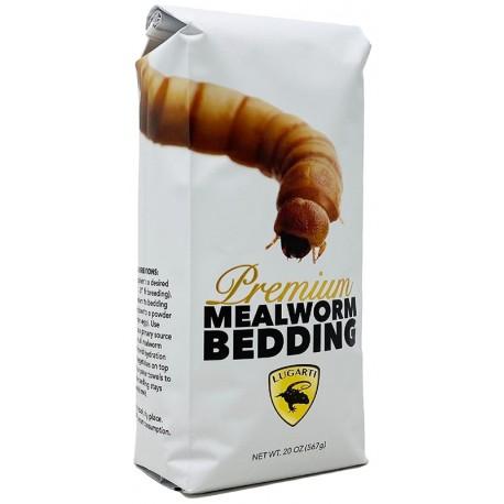 Premium Mealworm Bedding (Lugarti)