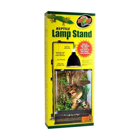 Zoo Med Reptile Lamp Stand 20 100gal