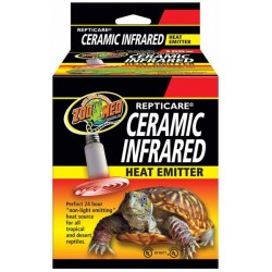 Ceramic Heat Emitter - 60w (Zoo Med)