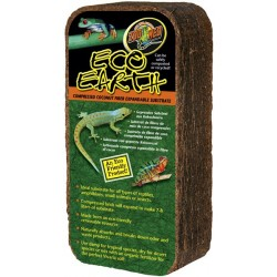 Eco Earth - 1 Brick (Zoo Med)