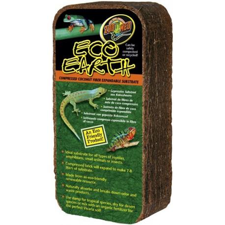 Eco Earth - 1 Brick (Zoo Med)