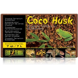 Coco Husk Brick - Single (Exo Terra)