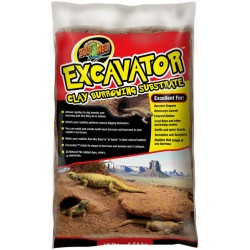 Excavator - 5 lbs (Zoo Med)