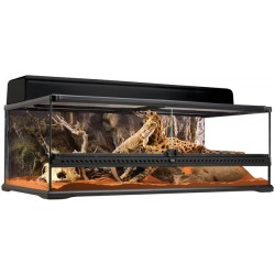 "Natural Terrarium - Large/Low 36""x18""x12"" (Exo Terra)"