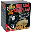 Wire Cage Clamp Lamp (Zoo Med)